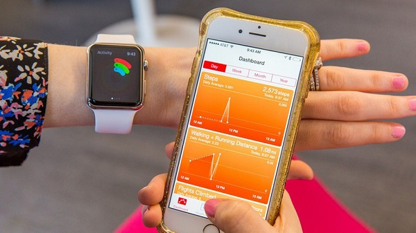 Apple watch apps for fitness